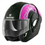 Casque femme scooter
