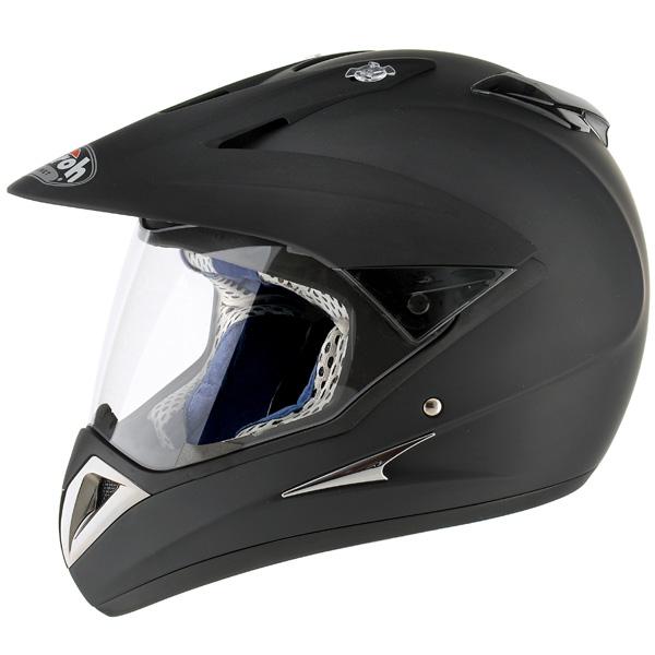 Casque Moto Cross Avec Visiere Univers Moto