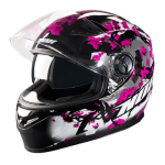 Casque moto femme soldes