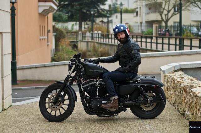 Casque Davida Univers Moto