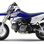 Moto cross enfant yamaha