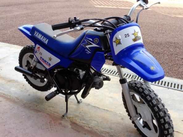 Moto pour enfant de 8 ans