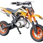Moto cross pocket bike