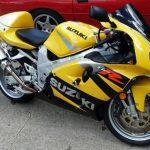 Suzuki 1000 tlr