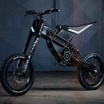 Moto cross electrique adulte