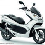 Honda scooter electrique