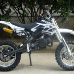 Moto dirt bike