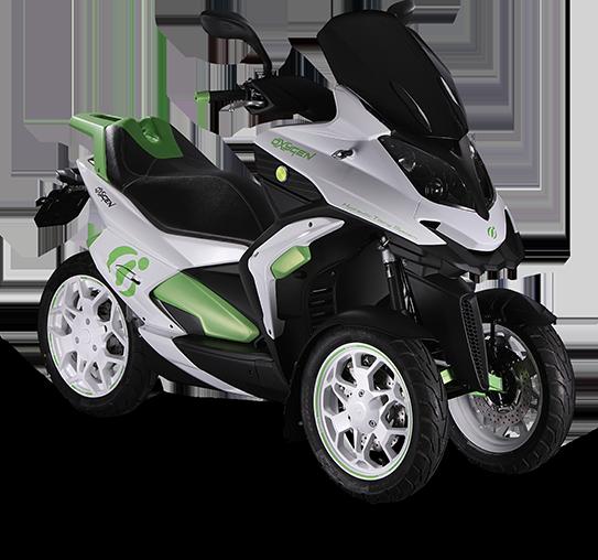 scooter electrique 3 roues univers moto