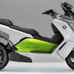 Bmw moto electrique