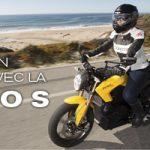 Motocycle electrique