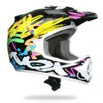 Masque moto cross enfant
