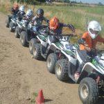Moto quad enfant
