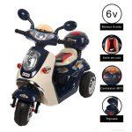 Chargeur 6 volts pour moto electrique