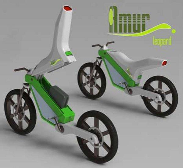 velo electrique style moto univers moto. Black Bedroom Furniture Sets. Home Design Ideas