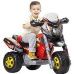 Moto 3 roues electrique jouet