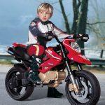 Moto electrique enfant ducati