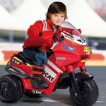 Moto pour enfant de 5 ans