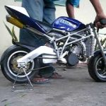 Pocket bike yamaha