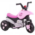 Moto electrique rose