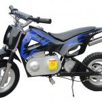 Moto électrique pour 2 ans