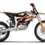 Moto cross electrique