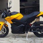 Location moto electrique