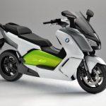 Bmw electrique scooter
