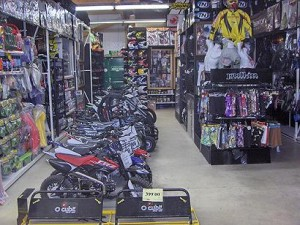 Magasin mini moto