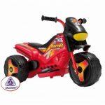 Moto jouet electrique