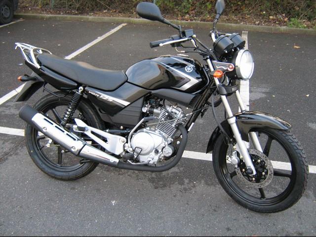 moto yamaha occasion 125