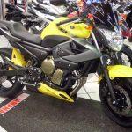 Moto occasion 600