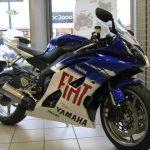 Yamaha moto occasion