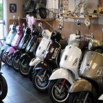 Concession moto a vendre