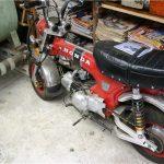 Moto honda 50cc a vendre
