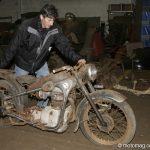 Vente motos anciennes