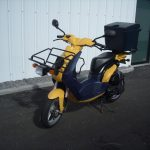 Scooter occasion professionnel