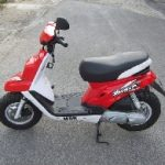 50cc scooter occasion