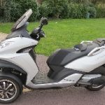 Moto a 3 roues occasion