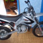 Vente de moto cross occasion