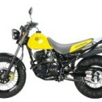Moto 125 automatique occasion