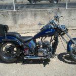 Occasion moto custom