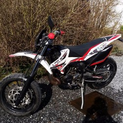 Vente de moto 50cc
