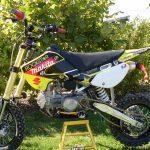 Petite moto à vendre