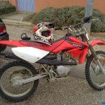 Moto cross 80cc occasion pas chere