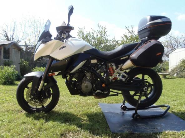 Moto trail a vendre