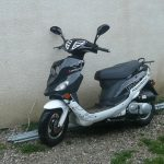 Achat scooter 50cc occasion