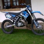 Moto cross 125 d occasion