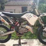 Moto cross 125 occasion