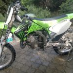 Moto 125 cross occasion