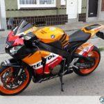 Moto sportive occasion